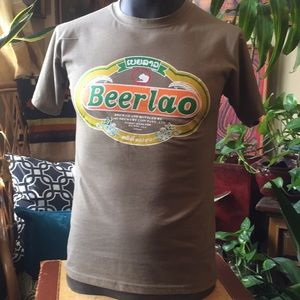 Other - Beerlao Brewery Graphic T-Shirt